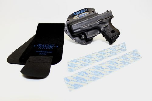 Holster, Strap, Pocket channel kit